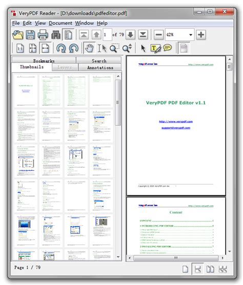 java swing pdf viewer free document viewer java library with powerful features