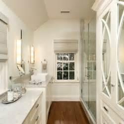 glass doors small bathroom:  hardwood flooring idea in beautiful small bathrooms glass shower door