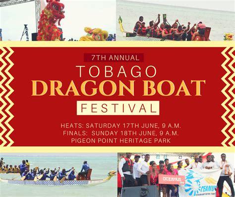 dragon boat festival 2018 tobago the dragon returns tobago dragon boat division of