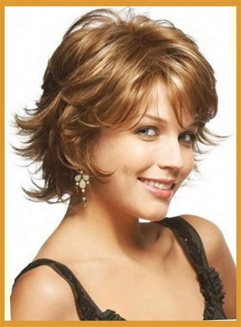 salon haircuts for round faces with fine hair and easy to fix short hairstyles for a round fat face best hair style