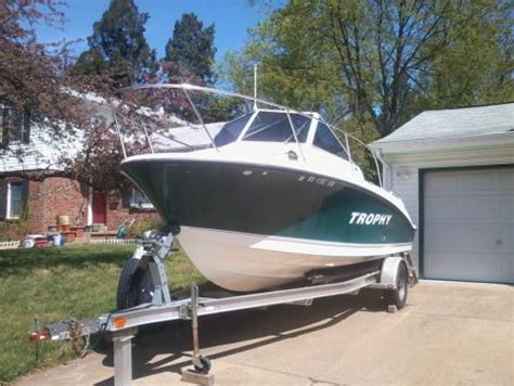 used boats for sale in manassas va 2007 1952 foot trophy trophy pro power boat for sale in