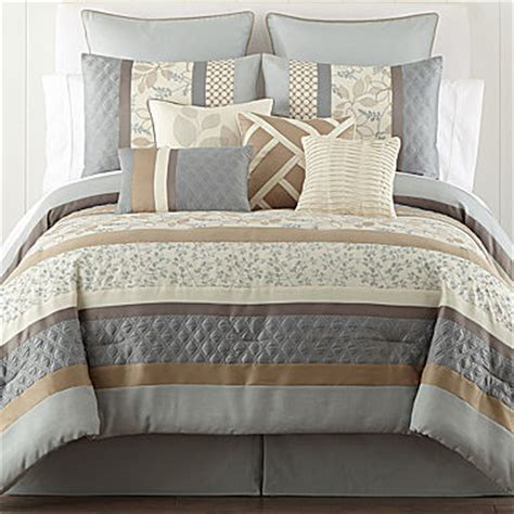cheap home expressions napa 10 pc comforter set