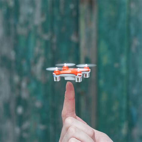 Expensive Kitchen Knives the skeye nano drone is small enough to balance on your
