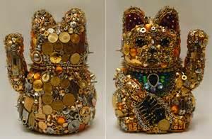 Pop Up House elisa insua s assemblage mosaics turn everyday junk into