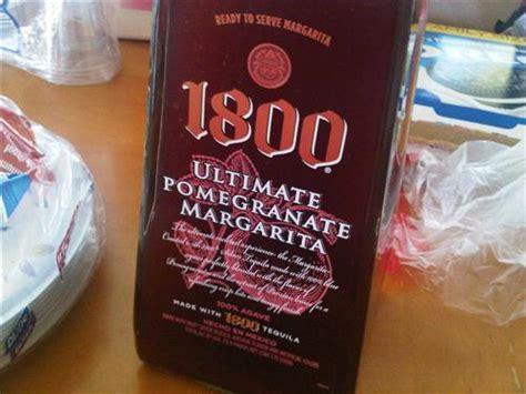pomegranate margarita 1800 1800 pomegranate margarita south bay foodies