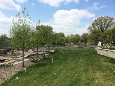 Bellefontaine Gardens by Bellefontaine Cemetery