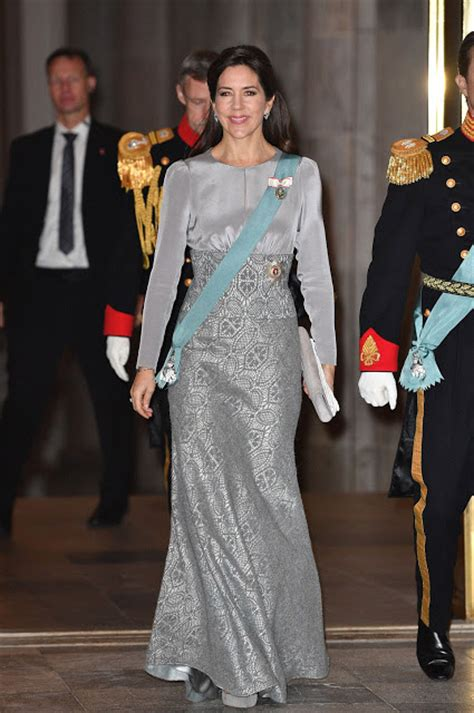 princess mary of denmark new bangs royal family around the world danish queen margrethe