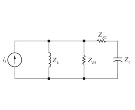 series parallel combination of inductor a 25 ohm resistor and a 10 mh inductor are connect chegg