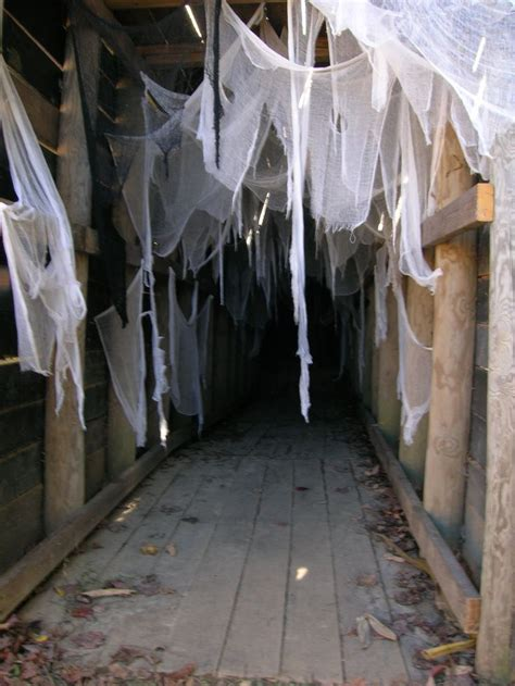 how to make a haunted maze in your backyard 25 best ideas about halloween maze on pinterest haunted