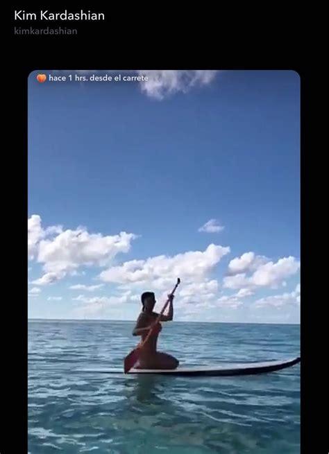 imagenes video kim kourtney kardashian disfrutando de las fotos de las paradis 237 acas vacaciones de kim y kourtney