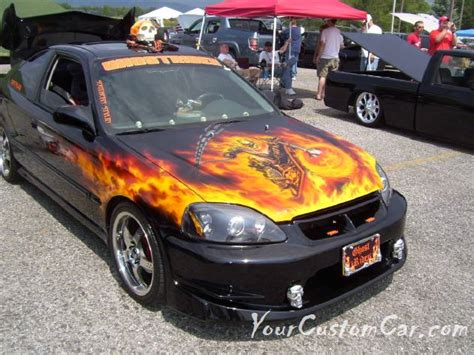 modified tuner cars custom import cars