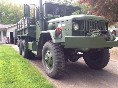 jeep kaiser 2017 restored 1973 kaiser jeep m35a2 m49a2 for sale