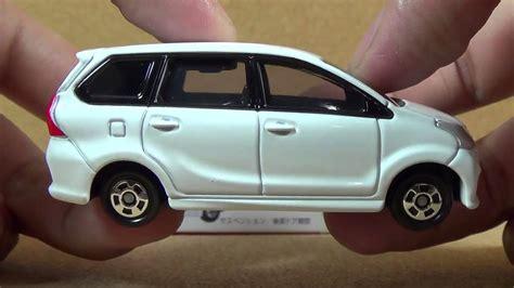 Mainan Die Cast Cars 4 tomica as 01 toyota avanza veloz die cast car