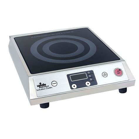 Countertop Induction Cooker - update ic 1800wn countertop commercial induction cooktop w