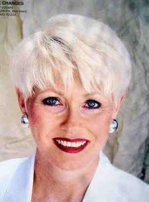 40 year old woman with short grey hair 30 best images about haircuts for women over 40 on