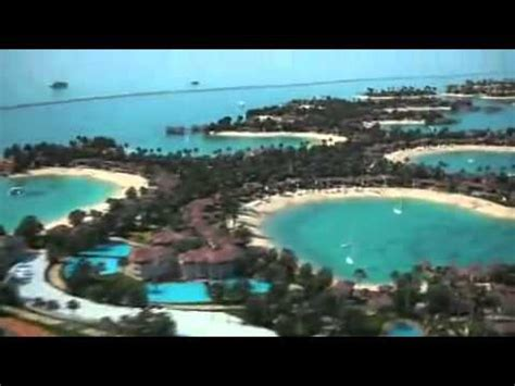 scow island dubai the world island hd youtube