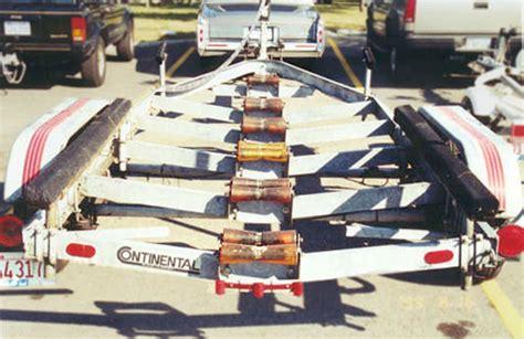 boat trailer stern roller classic whaler boston whaler reference trailering