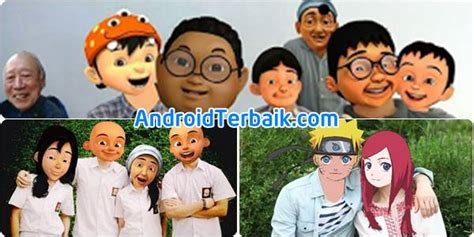 tutorial animasi upin ipin download edit foto animasi