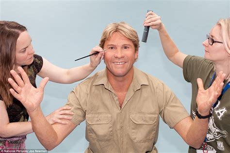 Company To Make Steve Irwin Figure by How Steve Irwin S Memory Has Been Brought Back To