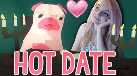 hot dates hot date with a pug funny pug videos