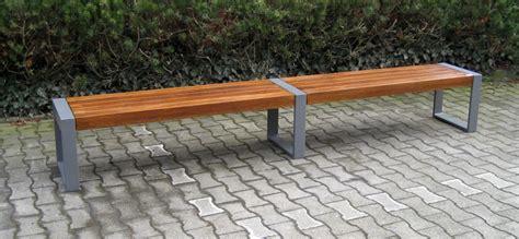 esszimmer tische bench seating bench cubo stadtmobiliar thieme gmbh