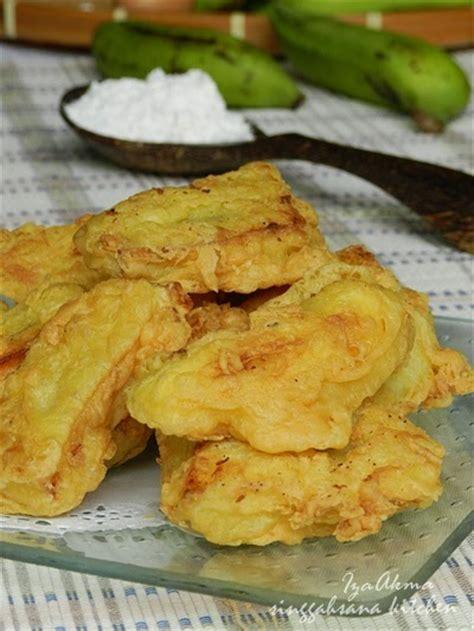 Tepung Untuk Pisang Goreng by Resepi Tepung Goreng Pisang Rangup Singgahsana Kitchen