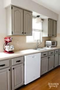 kitchen update on a budget the golden sycamore - vintage kitchen cabinets 5 room makeovers that only took paint bob vila