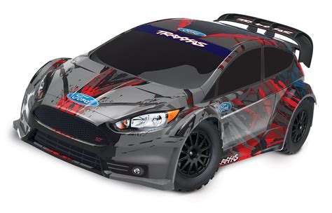 Rally Auto Rc by Traxxas Rally Ford St Kopen Trx74054 4