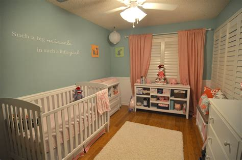 green and pink nursery baby girl leah s pink white and sea green nursery