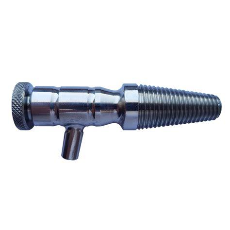 rubinetto inox rubinetto in acciaio inox per botte in legno nella