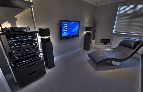 bedroom entertainment setup home entertainment interior design ideas