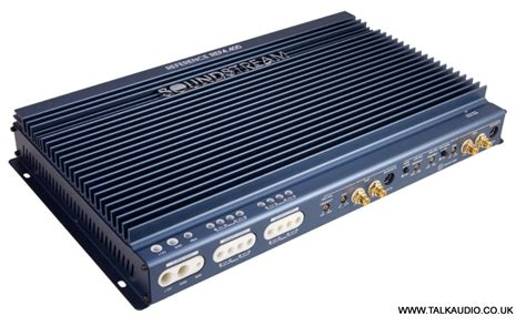soundstream reference 4 400 four channel lifier