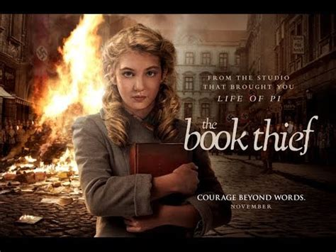 book thief pictures drama the book thief trailer geoffrey emily