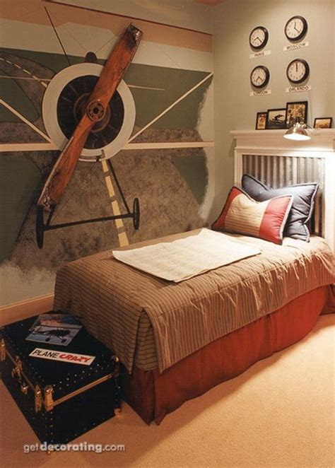 plane themed bedroom 35 boy bedroom ideas to decor
