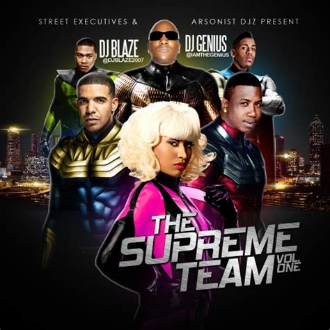 supreme team the supreme team dj genius dj blaze