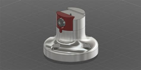 Lathe Table 5 Axis Cnc Workholding Dovetail Fixture Autodesk Online