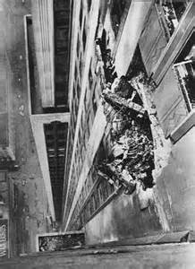 What Floor Did The Plane Hit by The Empire State Plane Crash Iconic Photos