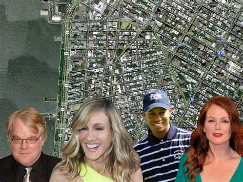 famous people living in new york celebrity homes in the west village business insider