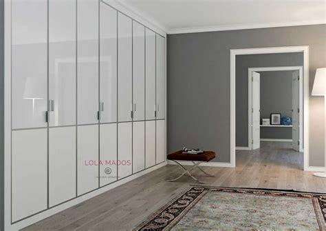 puertas  armarios empotrados blancos  medida lola mados