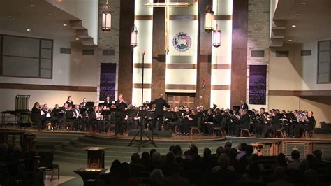 Dramatic Essay by Symphonic Band And Wiff Rudd Performing Dramatic