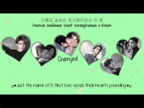download mp3 exo first love korean version exo first love color coded hangul rom eng lyrics youtube