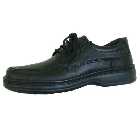 comfort designer shoes ara mens comfort lace up sneaker black 17102 01