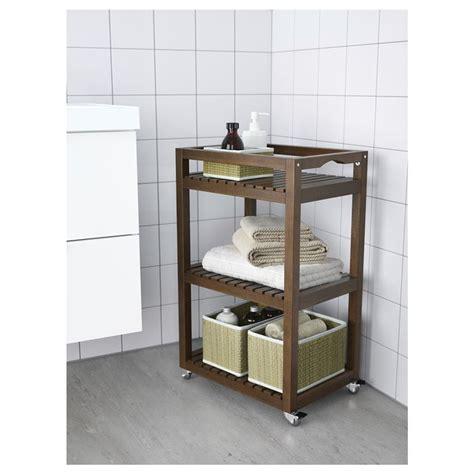 carrello per bagno mobili da bagno ikea arredo bagno