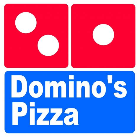Domino S Pizza Domino S Logo Clipart Clipart Suggest