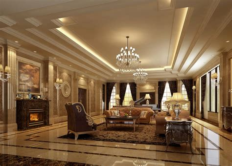 design neo classical villa living room 3d house free 3d house pictures and wallpaper