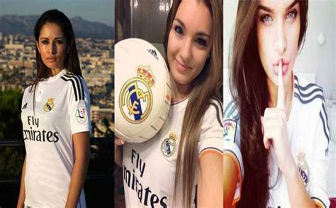Real Madrid Ledies ultigamerz top 15 on football jersey