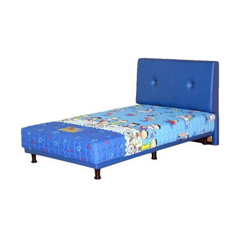 jual guhdo multibed happy bravo biru set bed