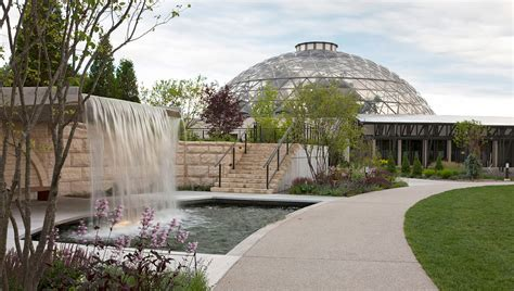 Greater Des Moines Botanical Garden Greater Des Moines Botanical Garden Hoerr Schaudt