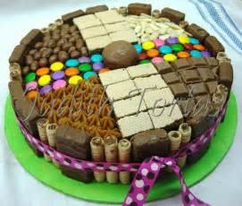 tortas golosineras imgenes torta decorada con golosinas tortas de cumplea 241 os