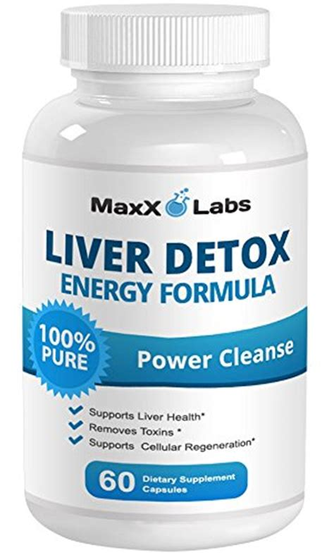 Liver Detox Support Herbs And Nutrients by Best Liver Cleanse Supplements New Provides Liver